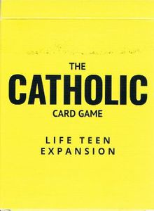 The Catholic Card Game: Life Teen Expansion Pack