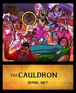 The Cauldron: Base Set (fan expansion for Sentinels of the Multiverse)