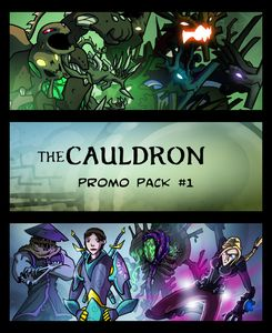 The Cauldron: Promo Pack #1 (fan expansion to Sentinels of the Multiverse)