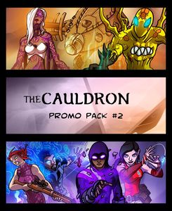 The Cauldron: Promo Pack #2 (fan expansion to Sentinels of the Multiverse)