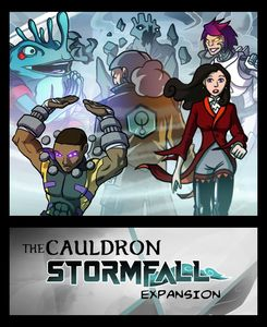 The Cauldron: Stormfall (fan expansion to Sentinels of the Multiverse)