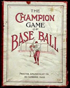 The Champion Game of Baseball