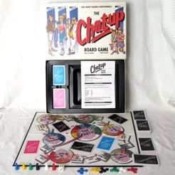 The Chat-Up Board Game