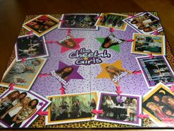 The Cheetah Girls CD Board Game