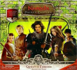 The Chronicles of Narnia: Prince Caspian Quest for the Throne Adventure Game
