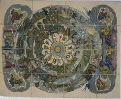 The Circle of Knowledge: A new game of the Wonders of Nature, Science and Art