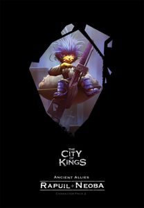The City of Kings: Ancient Allies Character Pack 2