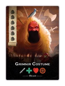 The City of Kings: Grimnir Costume Promo