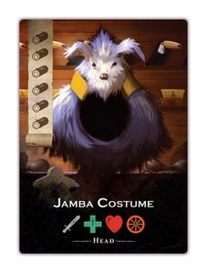 The City of Kings: Jamba Costume Promo
