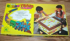 The Color Train Game
