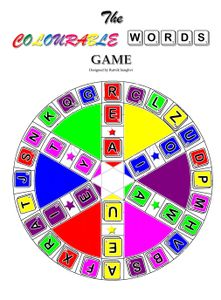 The Colourable Words Game