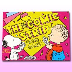 The Comic Strip Card Game