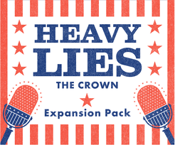 The Contender: Heavy Lies the Crown Mini Expansion