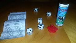 The Cow Dice Game
