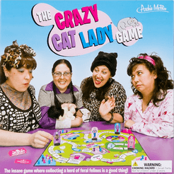 The Crazy Cat Lady Game