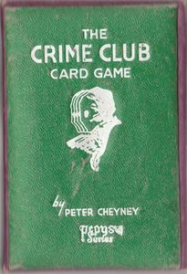 The Crime Club Card Game