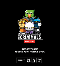 The Crinimals Card Game