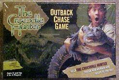 The Crocodile Hunter Outback Chase Game