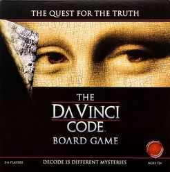 The Da Vinci Code Board Game: The Quest for the Truth