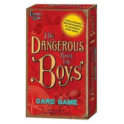 The Dangerous Book for Boys Card Game