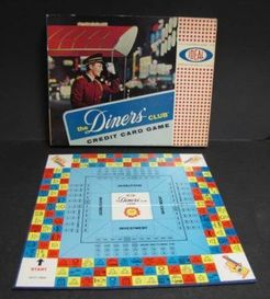 The Diners' Club Credit Card Game
