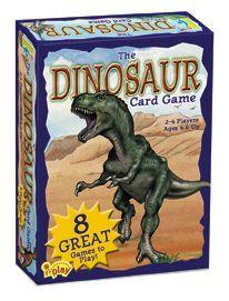 The Dinosaur Card Game