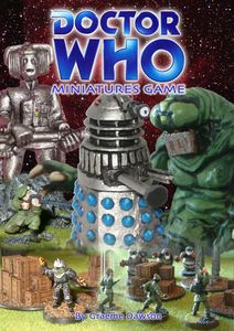 The Doctor Who Miniatures Game