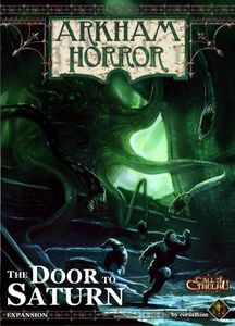 The Door to Saturn (fan expansion for Arkham Horror)