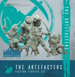 The Drowned Earth: The Artefacters Fraction Starter Set
