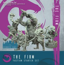 The Drowned Earth: The Firm Fraction Starter Set