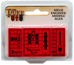 The Duke: Middle Ages Siege Engines Expansion