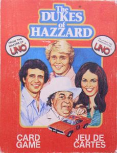 The Dukes of Hazzard Card Game