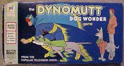 The Dynomutt Dog Wonder Game