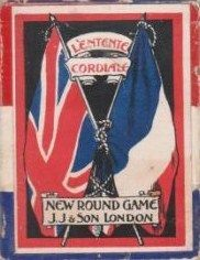 The Entente Cordiale Card Game