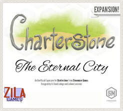 The Eternal City (Fan expansion to Charterstone)