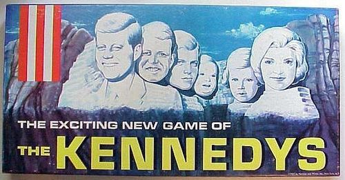 The Exciting New Game of the Kennedys