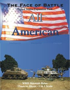 The Face of Battle: All American – United States Expansion Pack