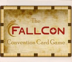 The Fallcon Convention Card Game