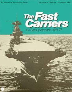 The Fast Carriers: Air-Sea Operations, 1941-77