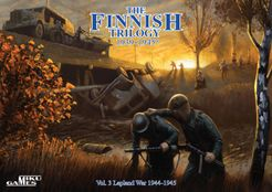 The Finnish Trilogy 1939-1945: Lapland War 1944-1945 (vol. 3)
