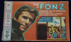 The Fonz: Hanging Out at Arnold's