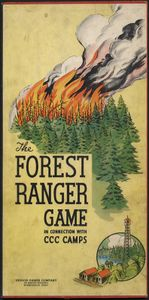 The Forest Ranger Game