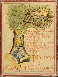 The Game of Alice in Wonderland