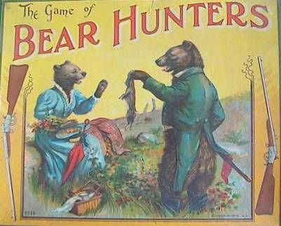 The Game of Bear Hunters