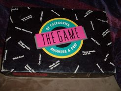 The Game of Categories, Answers and Fun