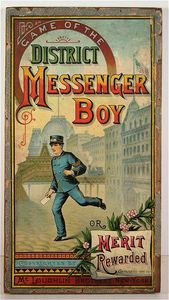 The Game of District Messenger Boy