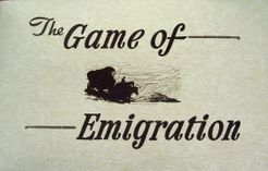 The Game of Emigration