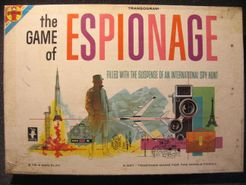 The Game of Espionage