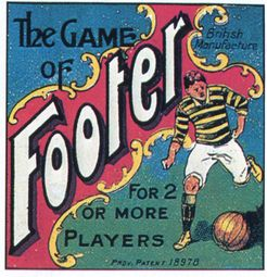 The Game Of Footer