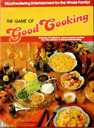 The Game of Good Cooking